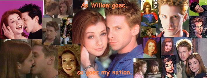 As Willow goes, so goes my nation.